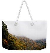 Blanket Of Clouds Weekender Tote Bag by DigiArt Diaries by Vicky B Fuller