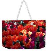 Blankets Of Tulips Weekender Tote Bag