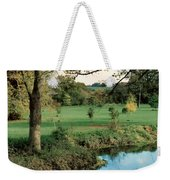 Blarney Castle Grounds Weekender Tote Bag