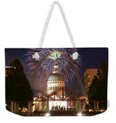 Blast In Saint Louis 1 Weekender Tote Bag