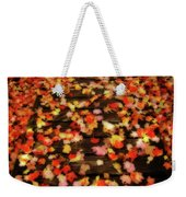 Blazen Leaves Weekender Tote Bag