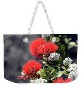 Blazing Blooms Of Ohia Flowers Weekender Tote Bag