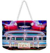 Blazing Chevy Weekender Tote Bag