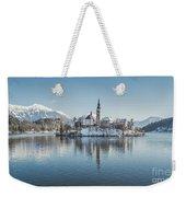 Bled Island Winter Dreams Weekender Tote Bag