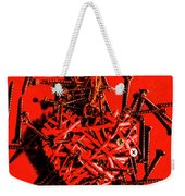Bleeding Hearts Weekender Tote Bag