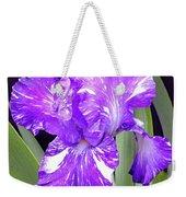 Blended Beauty - Bearded Iris Weekender Tote Bag