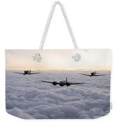 Blenheim And The Fighters Weekender Tote Bag