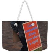 Bless The Mind Weekender Tote Bag