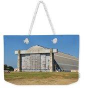 Blimp Hanger From Closed El Toro Marine Corps Air Station Weekender Tote Bag