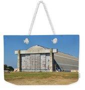 Blimp Hanger From Closed El Toro Marine Corps Air Station Weekender Tote Bag