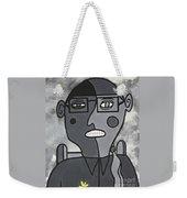 Blind Date Girl Weekender Tote Bag