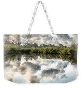 Blind Pass Bayou Sanibel Island Florida Weekender Tote Bag