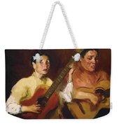 Blind Singers 1912 Weekender Tote Bag