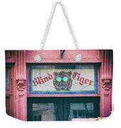 Blind Tiger Weekender Tote Bag