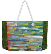 Blindsided Weekender Tote Bag