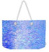 Blissful Blue Ocean Weekender Tote Bag