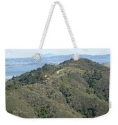 Blithedale Ridge On Mount Tamalpais Weekender Tote Bag