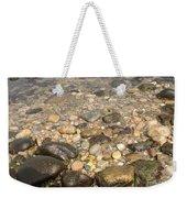 Block Island Low Tide II Weekender Tote Bag
