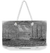 Blockade Of Charleston Weekender Tote Bag