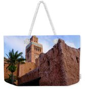 Blocks And High Tower Architecture From Orlando Florida Weekender Tote Bag