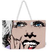 Blond Bombshell Weekender Tote Bag