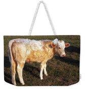 Blond Calf Weekender Tote Bag