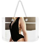 Blonde Ready Weekender Tote Bag