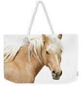 Blonde Stallion Weekender Tote Bag