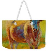Blondie - Cow Weekender Tote Bag