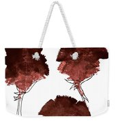 Blood Flower Part2 Weekender Tote Bag