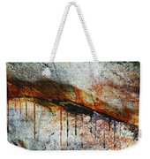 Blood From A Stone Weekender Tote Bag