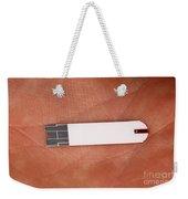 Blood Glucose Test Strip Weekender Tote Bag