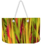 Blood Grass Weekender Tote Bag
