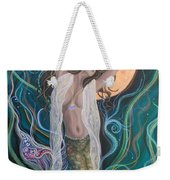 Blood Moon Goddess  Weekender Tote Bag