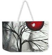 Blood Of The Moon 2 By Madart Weekender Tote Bag