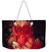 Blood Queen Weekender Tote Bag