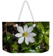 Blood Root Or Blood Wort Weekender Tote Bag
