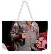 Blood Sweat And Tears Singer Bo Bice Weekender Tote Bag