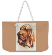 Bloodhound Weekender Tote Bag