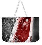 Bloody Bathtub Weekender Tote Bag