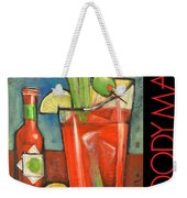 Bloody Mary Poster Weekender Tote Bag