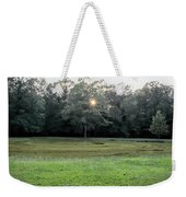 Bloody Pond Shiloh National Military Park Tennessee Weekender Tote Bag