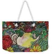 Blooing Pot Weekender Tote Bag