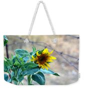 Bloom Where You Are Planted Weekender Tote Bag