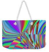 Bloomin Colorful Weekender Tote Bag