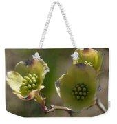 Bloomin' Weekender Tote Bag