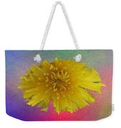 Blooming 3 Weekender Tote Bag