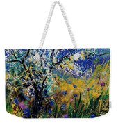 Blooming Appletree Weekender Tote Bag