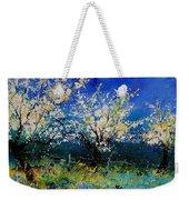 Blooming Appletrees 56 Weekender Tote Bag