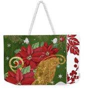 Blooming Christmas I Weekender Tote Bag